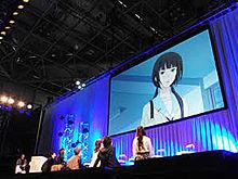 animejapan ReLIFE グリーンステージの画像(茅野愛衣に関連した画像)
