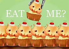私を食べて♡の画像(おもしろ 待ち受けに関連した画像)