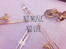 NO MUSIC NO LIFEの画像(金管楽器に関連した画像)