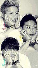JYJの画像(プリ画像)