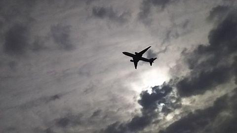 飛行機の画像(プリ画像)