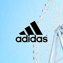 adidas アイコン風 プリ画像