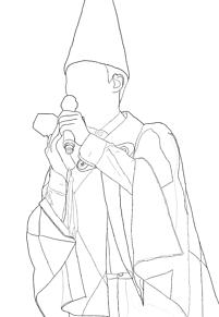 保存はいいねお願いします。ギョンスの線画を描いてみましたの画像(D.Oに関連した画像)