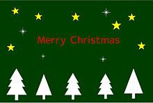 メリークリスマス プリ画像