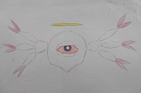 兄貴の描いたゼロツーの画像(プリ画像)
