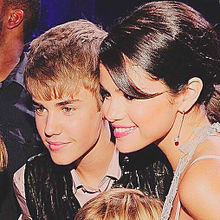 Justin Bieber Selena Gomez プリ画像
