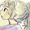 横顔練習〜 プリ画像