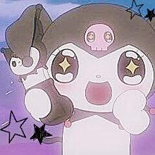 クロミちゃん天使👼💜🎀の画像(天使に関連した画像)