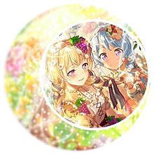 白鷺千聖&松原花音 アイコンの画像(パスパレに関連した画像)