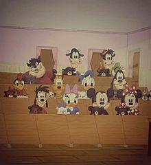ディズニーの画像(ユニベアシティに関連した画像)