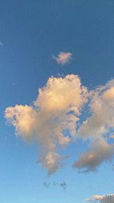 orange blue skyの画像(orangeに関連した画像)