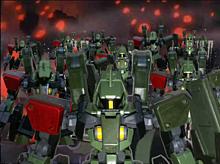 アサルトグレイズRS隊の画像(ボトムズに関連した画像)