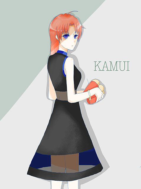 カムイ女装の画像(プリ画像)