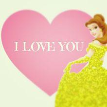 I LOVE YOU プリ画像