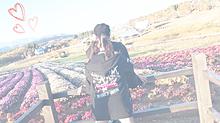 花畑の画像(カップル 後ろ姿に関連した画像)