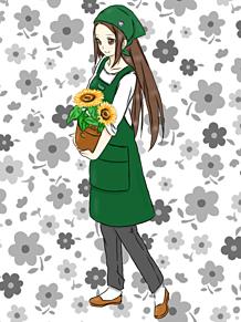 お花屋さん🌻の画像(花屋に関連した画像)