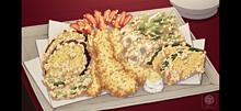 鬼滅の刃 天ぷらの画像(天ぷらに関連した画像)