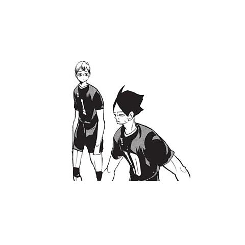 ハイキュー 漫画アイコンの画像(プリ画像)