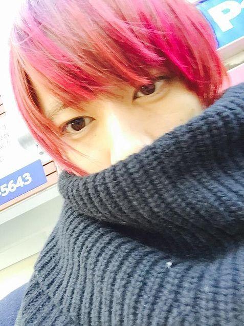 赤髪の松島庄太。