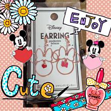 Disneyイヤリング 2019.05.08の画像(Disneyに関連した画像)