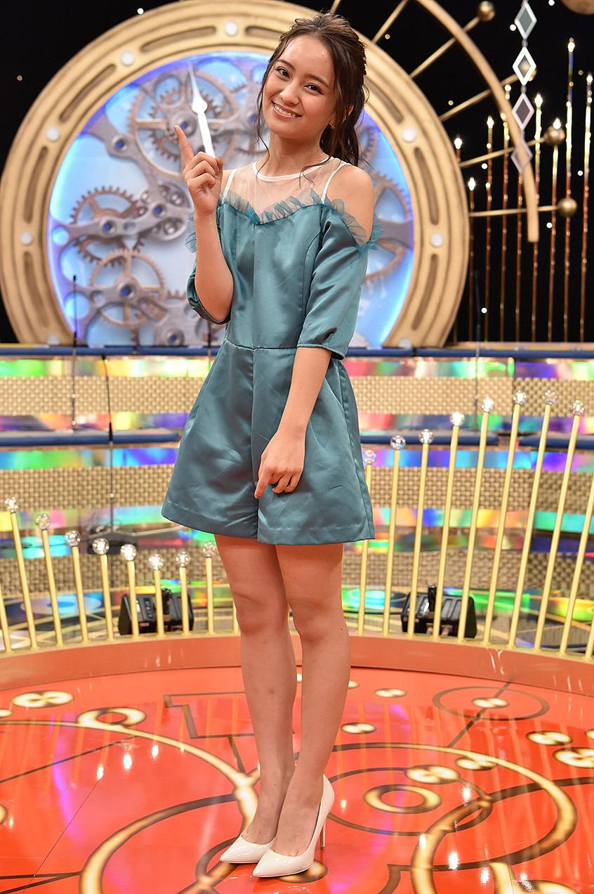 洋服が素敵な岡田結実さん