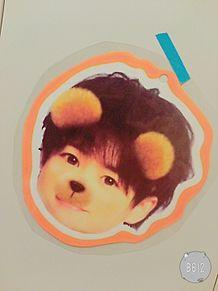 ハンドメイド!大ちゃんの顔パネル!!の画像(プリ画像)