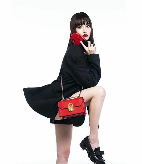 藤井夏恋  E-girls   Happinessの画像 プリ画像