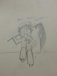 ザック描いてみたの画像(Zackに関連した画像)