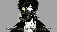 ガスマスク…………(゜ω゜)の画像(プリ画像)