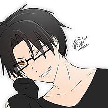 高尾ちゃんwith眼鏡の画像(黒子のバスケに関連した画像)
