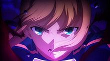 Fate/Zero セイバー プリ画像