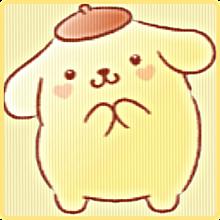 ポムポムプリンの画像(プリに関連した画像)