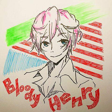 血まみれヘンリーの画像(プリ画像)
