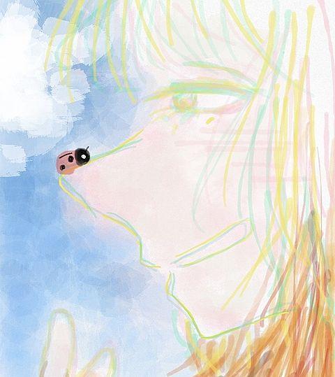 夏の子の画像(プリ画像)