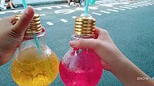 電球ソーダ プリ画像