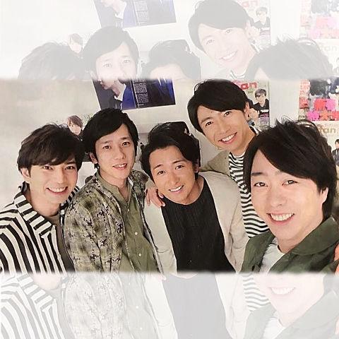 5人の笑顔が1番の画像(プリ画像)