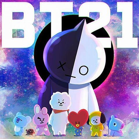 BT21の画像(プリ画像)