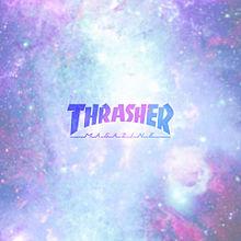 THRASHER プリ画像