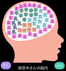 姫空木の脳内の画像(プリ画像)