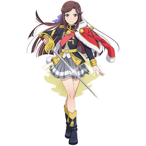 少女歌劇レビュースタァライト メンバー紹介の画像(プリ画像)