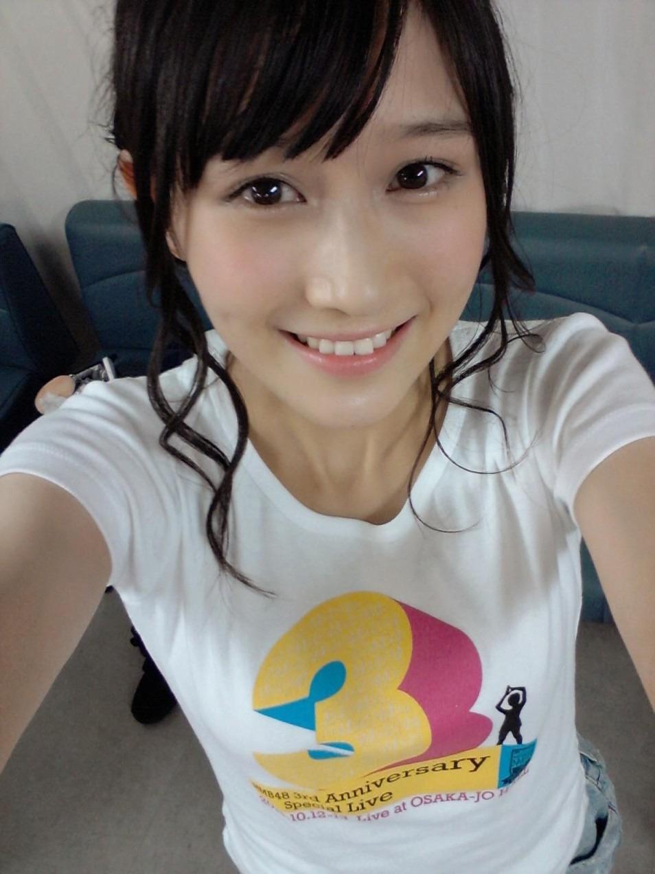 NMB48 矢倉楓子のプロフィールと...