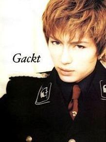 GACKT プリ画像