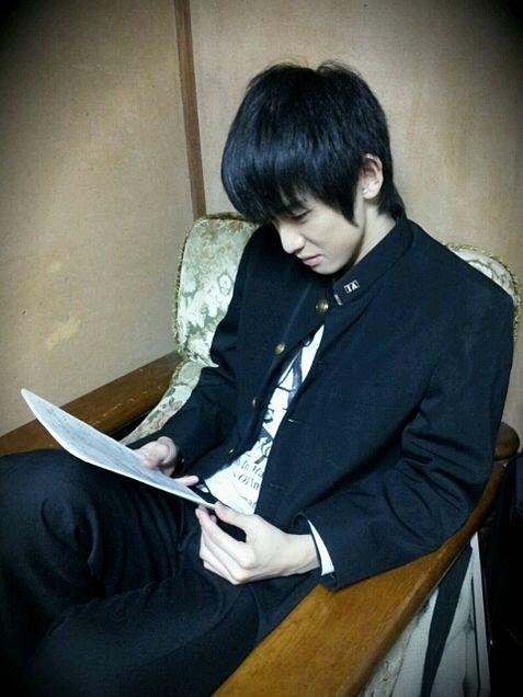 千葉雄大/ ブログ/パステルカラーな日常/ 本郷奏多の画像(プリ画像)
