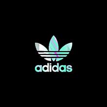 色変えリク募集中adidasロゴ☆彡.。の画像(メタリックに関連した画像)