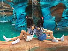 ディズニーシーの画像(双子コーデに関連した画像)