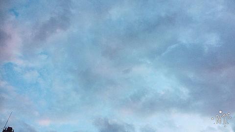 六時の空の画像(プリ画像)