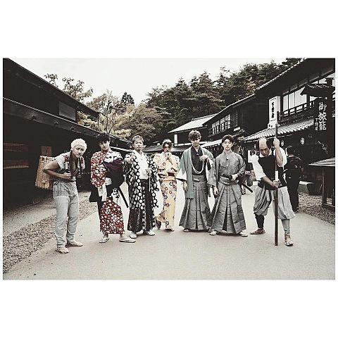 GENERATIONS「江戸」の画像 プリ画像