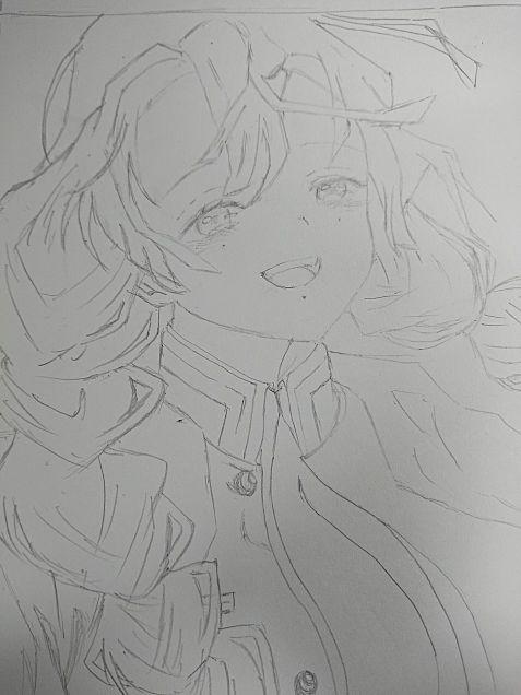 鬼滅の刃 恋柱・甘露寺蜜璃(かんろじみ つり) の笑顔 模写✨の画像(プリ画像)
