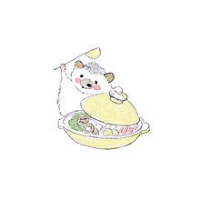 今日もあったかいご飯♫ プリ画像