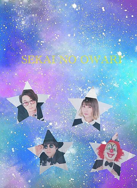 SEKAI NO OWARIの画像 プリ画像